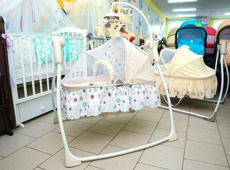 Волшебное превращение детской кроватки в кресло