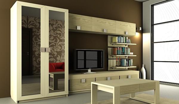 Интересный процесс покупки модульной мебели