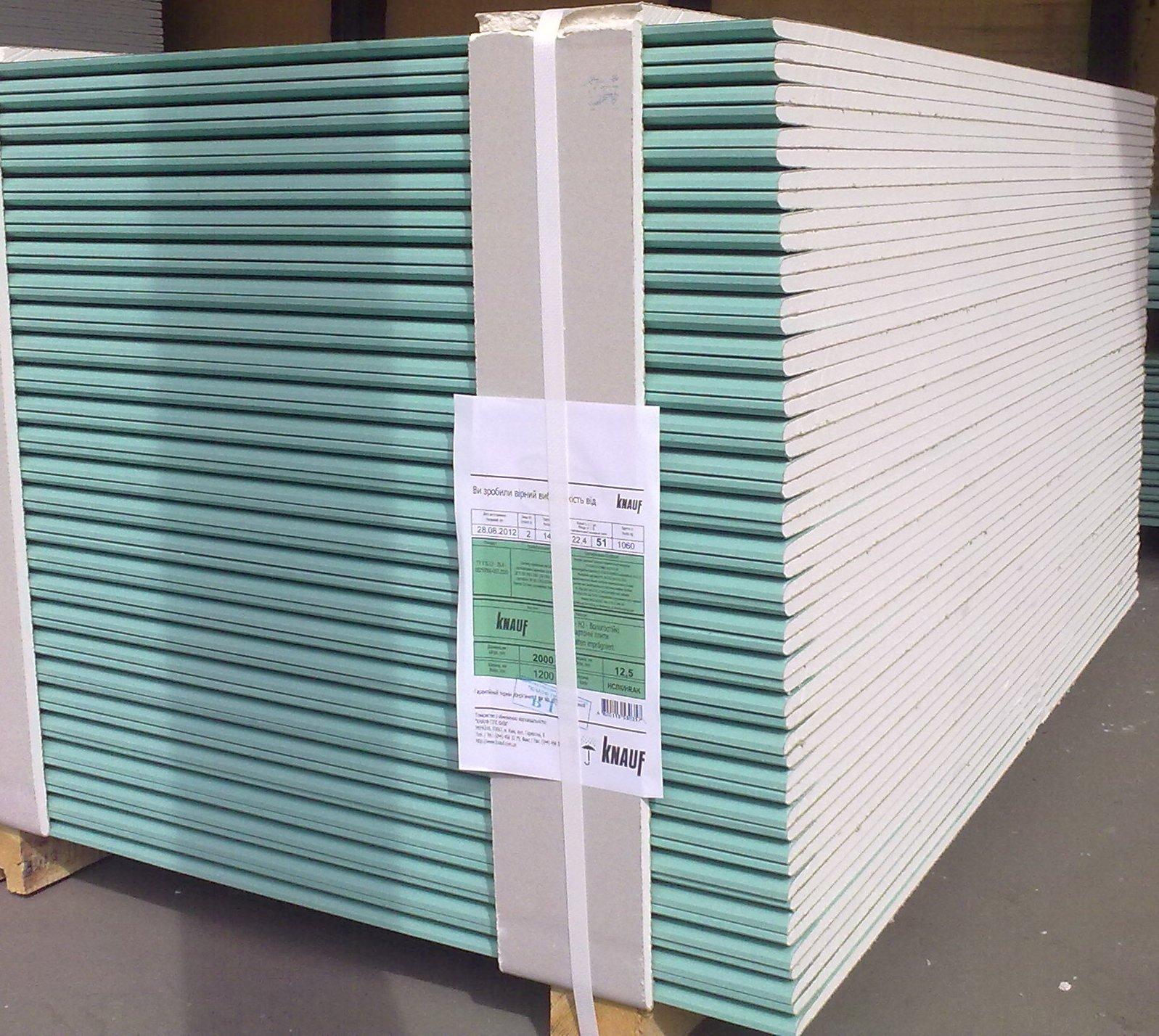Лучший строительный материал — гипсокартон