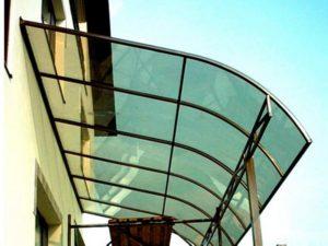 Поликарбонат листовой монолитный