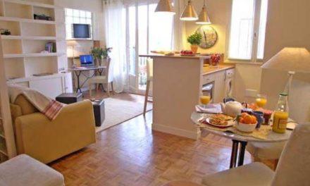 Стильный и практичный дизайн однокомнатной квартиры — студии