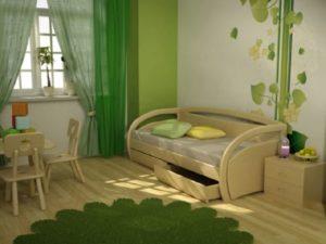 Эко материалы для ремонта в детской комнате - здоровье вашего ребёнка