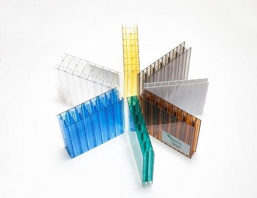 Сотовый поликарбонат: характеристики, свойства