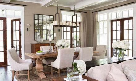 Мебель в эко стиле — актуальное решение