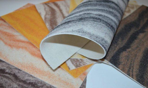 Гибкий камень для внешней и внутренней отделки. Новое веяние   на рынке отделочных материалов