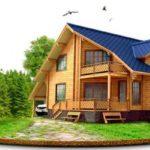 Дом из дерева — преимущества и особенности