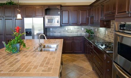 Столешница на кухню. Выбор лучшего материала для столешницы