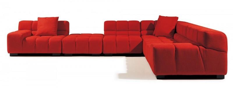 секционный диван - модульная конструкция