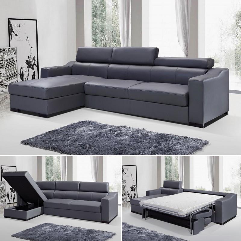 раздвижной секционный диван