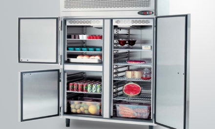 Холодильные камеры для кафе