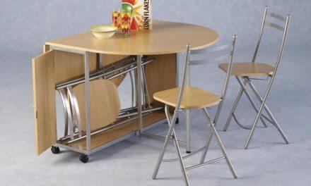Функциональные и пространственные обеденные столы