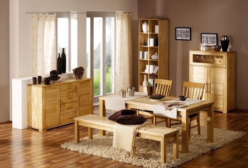 мебель из натурального дерева: преимущества, комфорт, уют