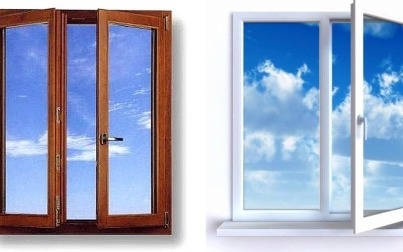 Такие разные окна
