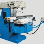 Фрезерный станок как инструмент для механической обработки