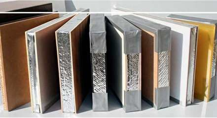 Теплоизоляционные вакуумные материалы