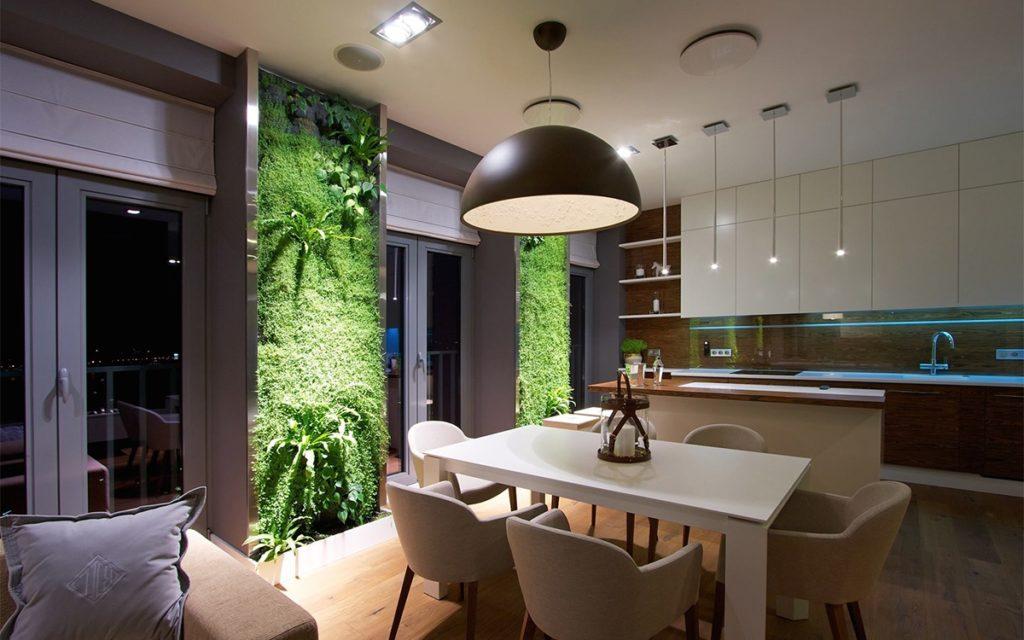 Как выбрать правильный кухонный стол