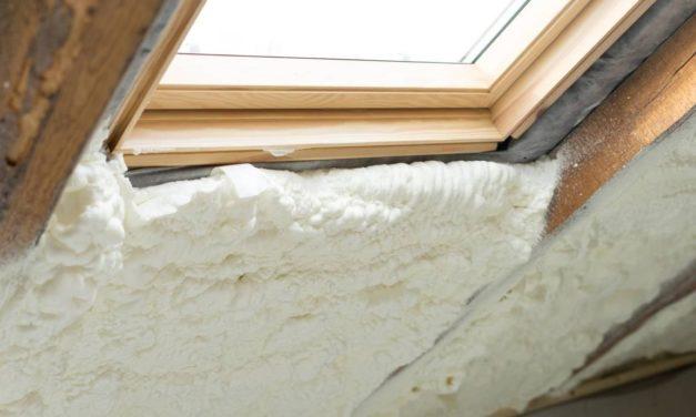 Полиуретановая пена для утепления стен