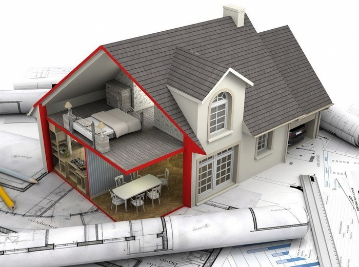 сколько стоит адаптация проекта дома