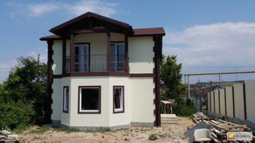 строительство дома в Крыму