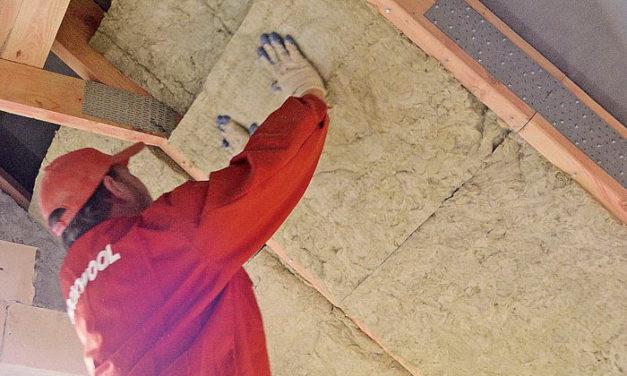 Как сделать изоляцию крыши минеральной ватой