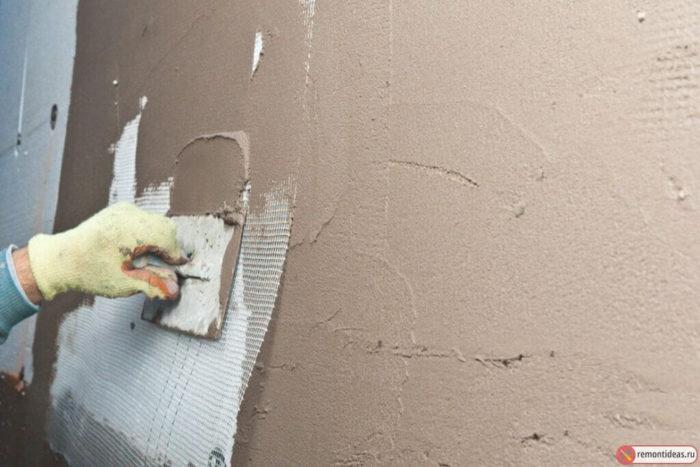 гипсовые смеси для выравнивания стен
