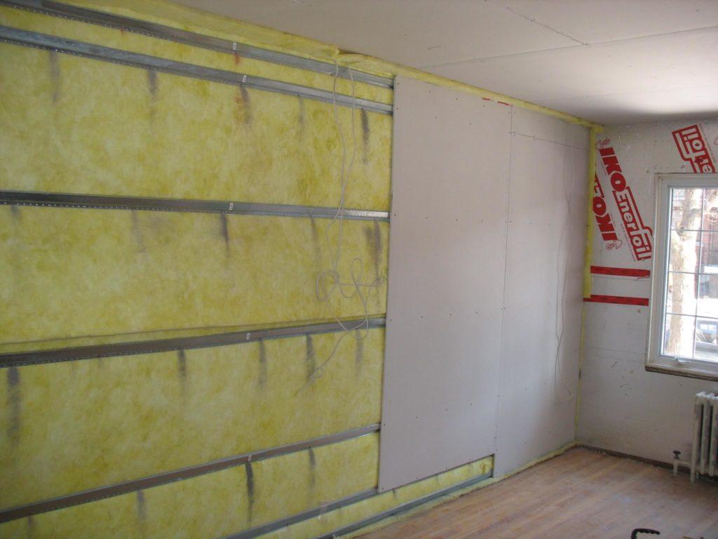 что учесть при выборе звукоизоляционных материалов для стен в квартире
