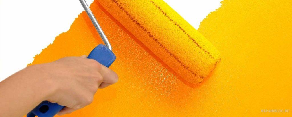 водно-дисперсионная акриловая краска: технические характеристики