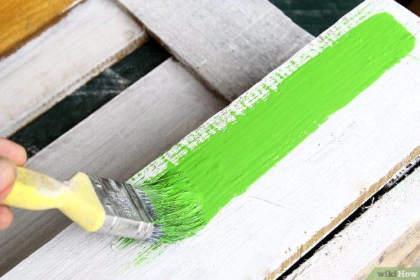 водно-дисперсионная акриловая краска для стен и потолков