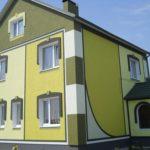 Фасадная водоэмульсионная краска  – виды, стоимость и характеристики