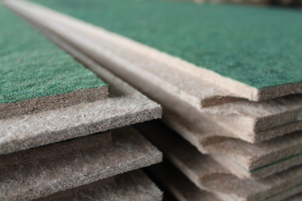 Древесные плиты Изоплат для звукоизоляции потолка