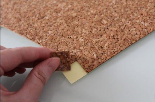 Пробковые панели для шумоизоляции потолка