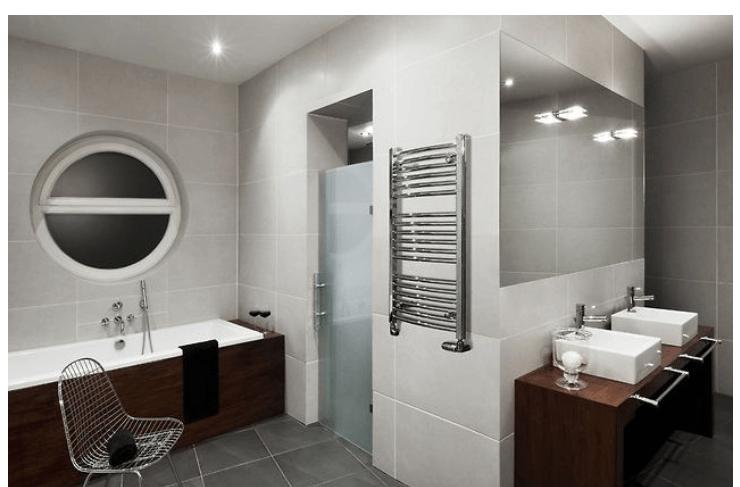 радиаторы для ванных комнат