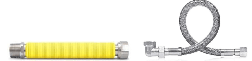 расширяемые газоходы и гибкое соединение