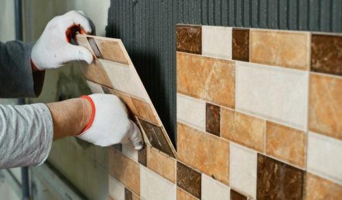 Свойства клея для керамической плитки