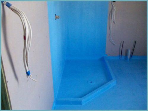 какие материалы лучше для гидроизоляции ванной под плитку