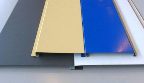 Металлические фасадные панели для наружной отделки дома