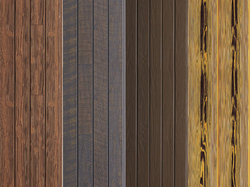"""Фасадные панели для наружной отделки дома """"под дерево"""""""