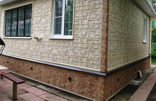 Преимущества и недостатки стеновых фасадных панелей