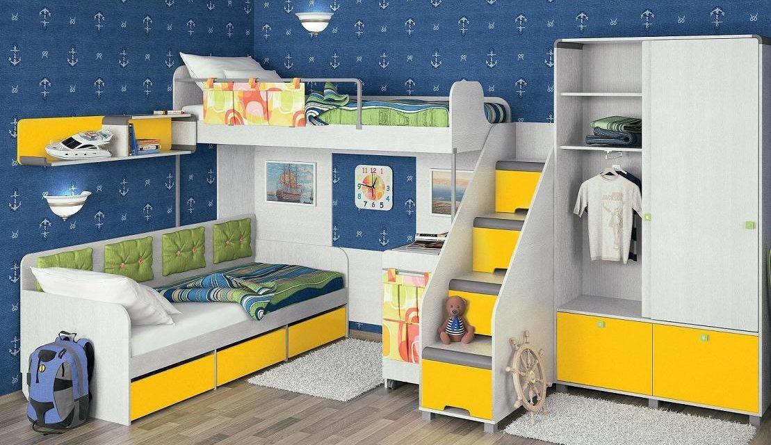 Мебель в детскую комнату: на что нужно обращать внимание при покупке