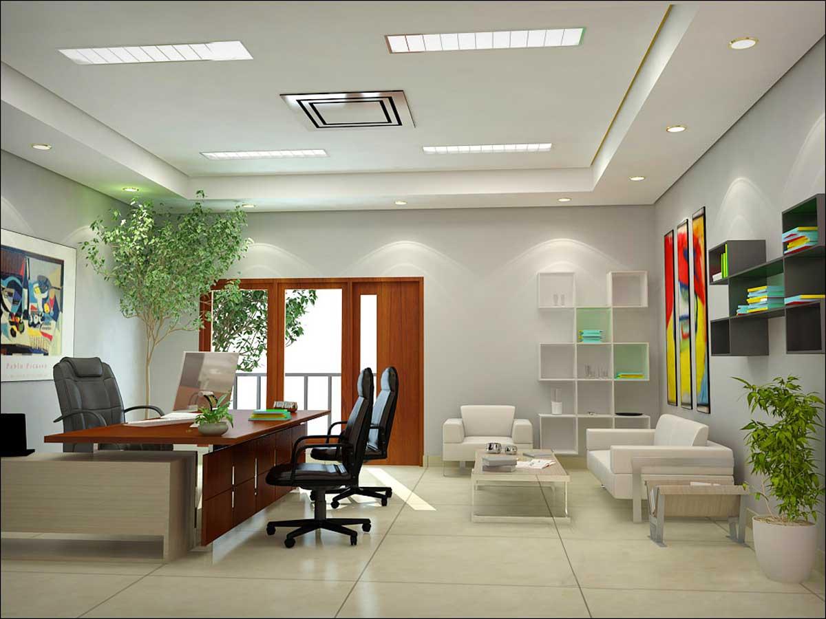 Интерьер офиса