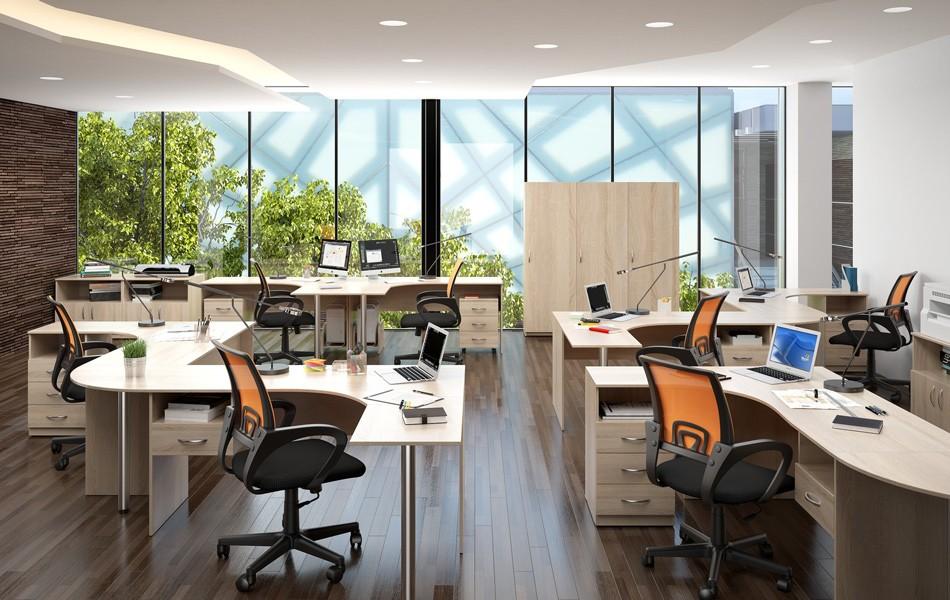 Обустройство офиса 1
