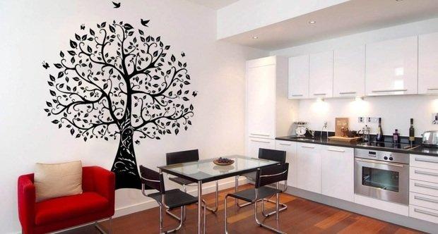 Обновить дизайн квартиры без ремонта