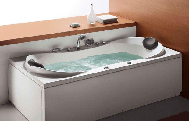 Как работает гидромассажная ванна