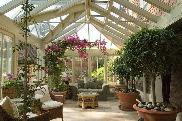 Зимний сад-доступная роскошь