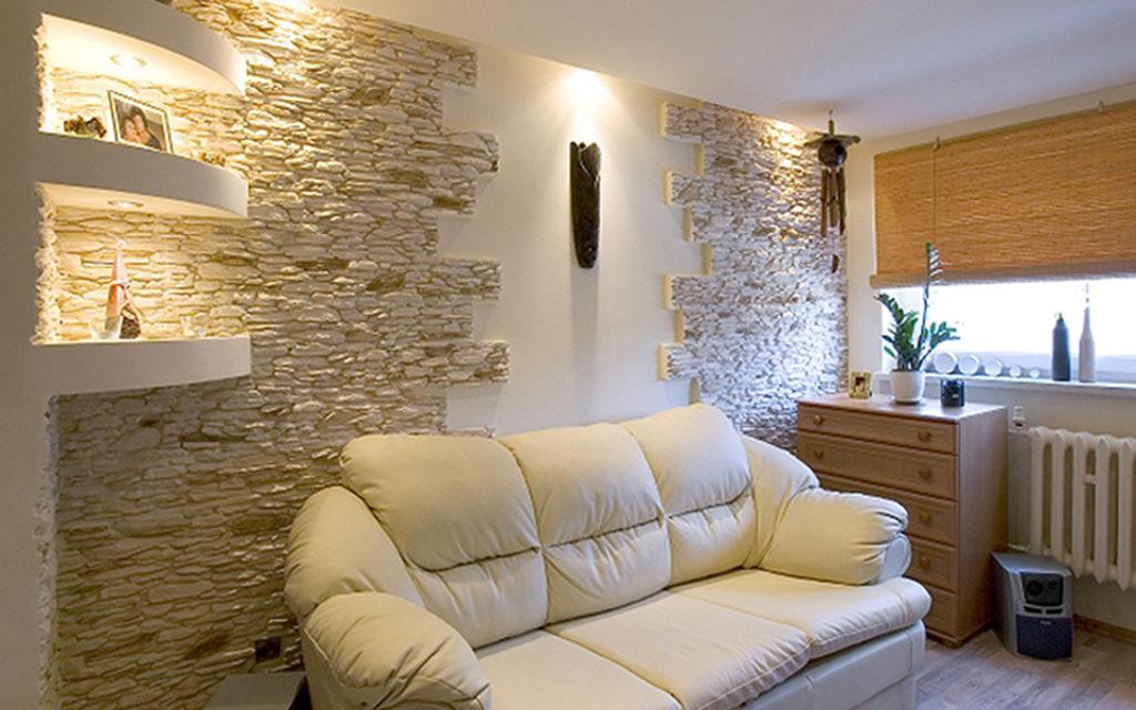 Современные материалы для отделки стен