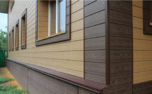 Виды наружной отделки фасада дома из СИП-панелей