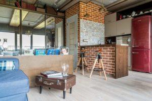 Стили оформления квартиры - студии