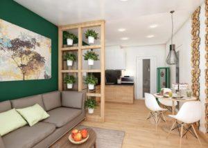 Эко минимализм в интерьере квартиры