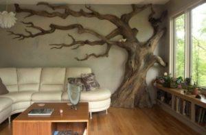 Эко стиль в интерьере дома