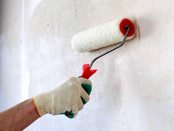 Грунтовка для стен. Основные виды грунтовки